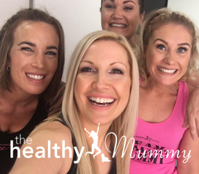 The Healthy Mummy<br>Facebook Page